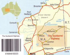 Gunbarrel Highway Map Westprint