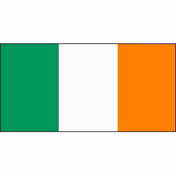 Ireland Flag 1800 x 900mm