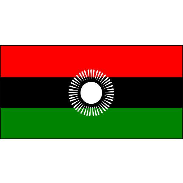 Malawi (Superceded) Flag 1800 x 900mm