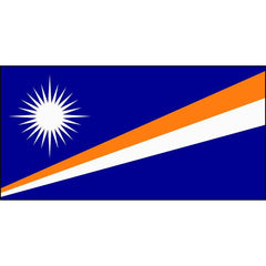Marshall Islands Flag 1800 x 900mm