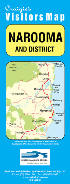 Narooma & District Craigies Map