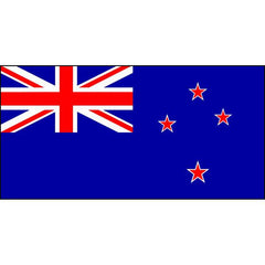 New Zealand Flag 3600 x 1800mm