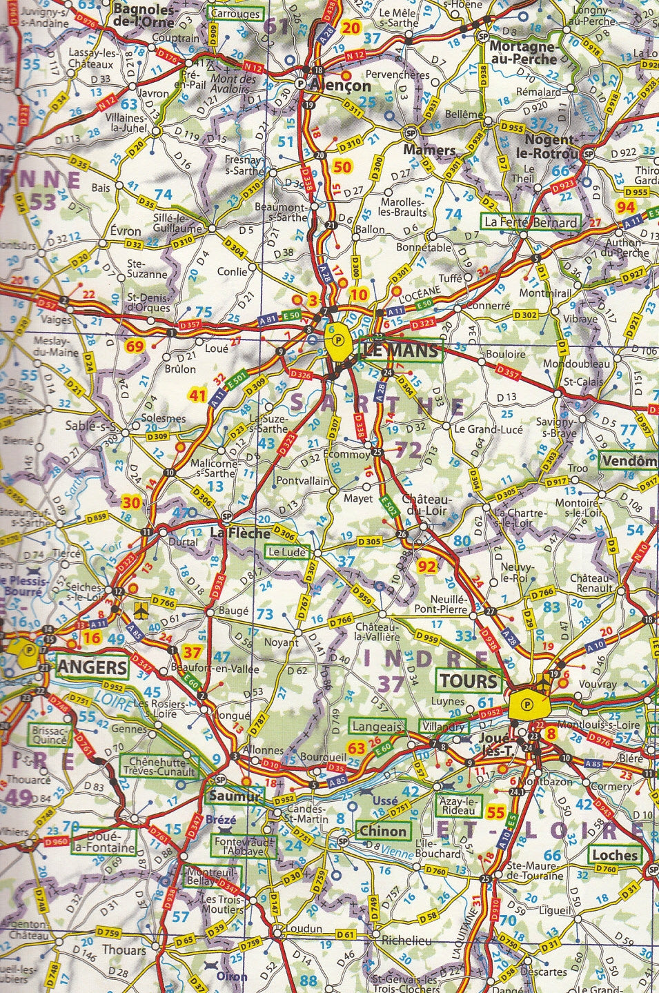 Map Of North France.Northern France Michelin Map Buy Map Of Northern France Mapworld