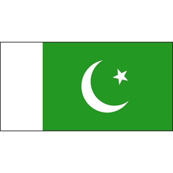 Pakistan Flag 1800 x 900mm