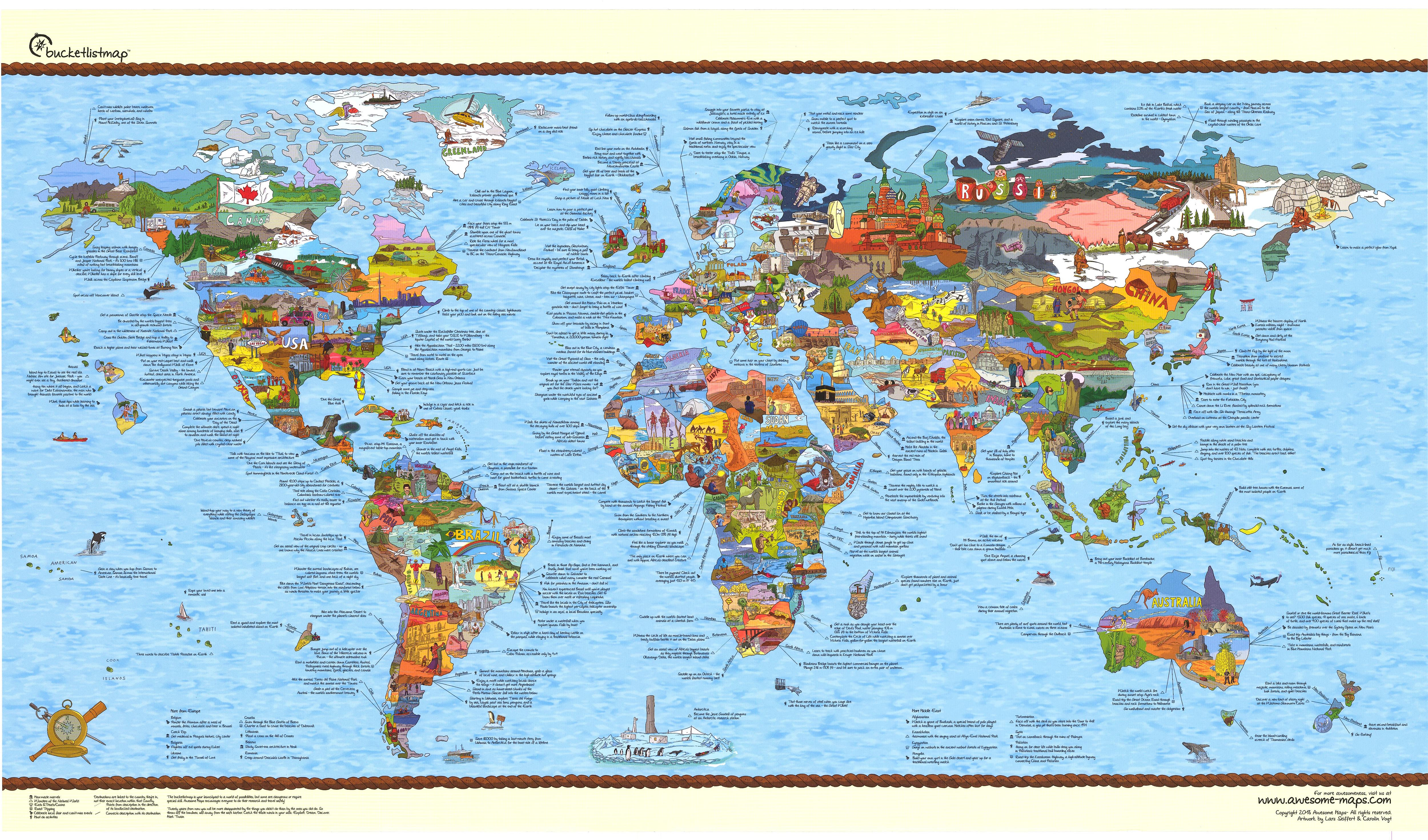 See Map Of The World.World Bucket List Re Writable Map 975 X 560mm