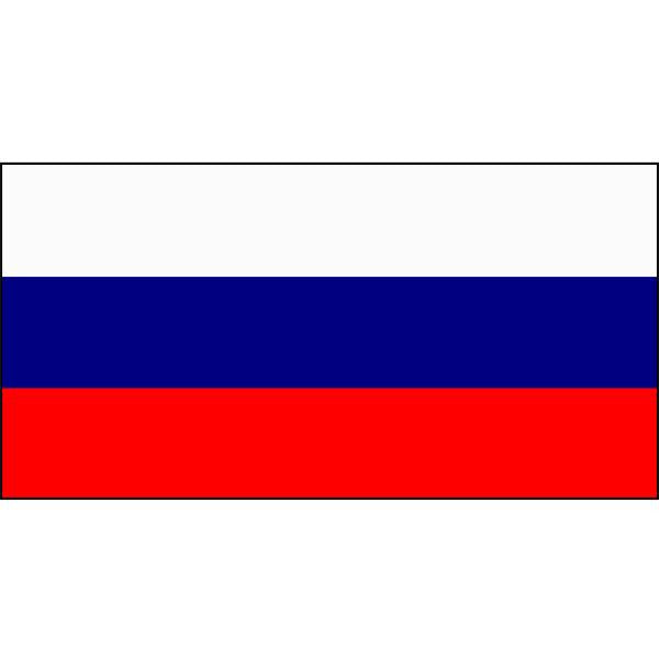 Russia Flag 1800 x 900mm