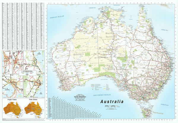 Map Of Southeast Asia Australia And New Zealand.Australia Wall Maps Buy Australia Wall Maps Shop Mapworld