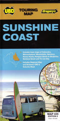 Sunshine Coast UBD 405 Map