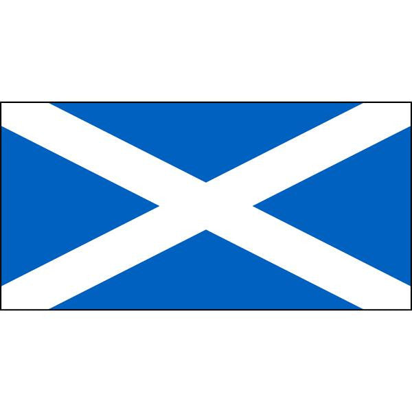 Scotland Flag 1800 x 900mm
