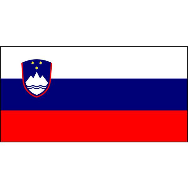 Slovenia Flag 1800 x 900mm