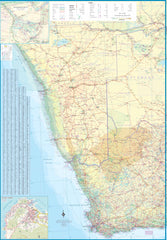 Southern Africa ITMB Map