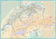 Geneva & Switzerland ITMB Map