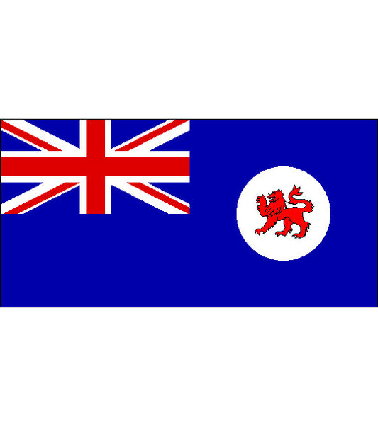 TAS Flag (knitted) 2740 x 1370mm