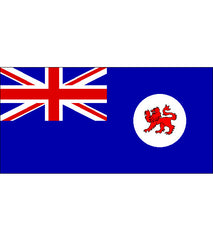 Tasmania TAS State Flag (knitted) 2740 x 1370mm
