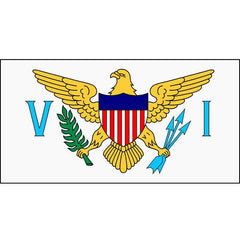 United States Virgin Islands Flag 1800 x 900mm
