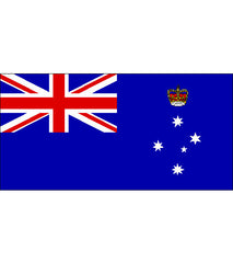 VIC Flag (knitted) 3500 x 1750 mm