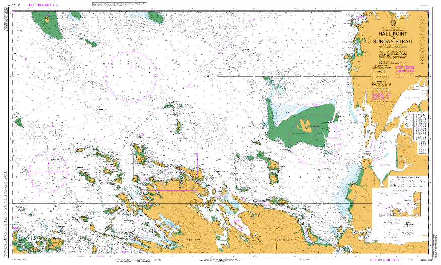 Aus 732 hall point to sunday strait buy chart of hall point to aus 732 hall point to sunday strait gumiabroncs Image collections
