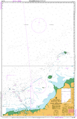 AUS 739 - Bedout Islet to Port Hedland Nautical Chart