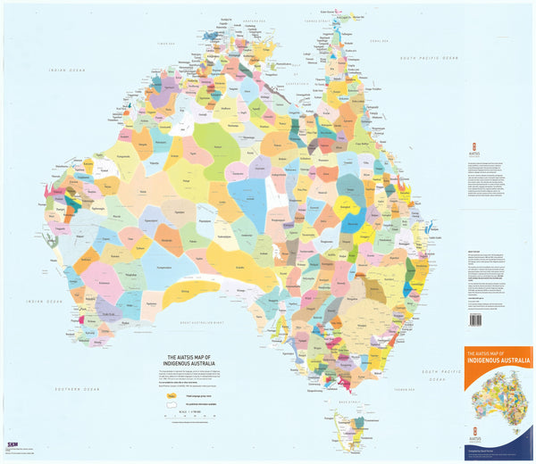 Map Of Australia Images.Buy Aboriginal Australia Laminated Wall Map Mapworld