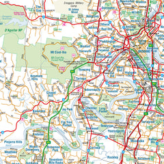 Brisbane & Region Hema Map