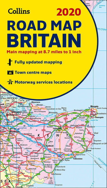 Buy Maps of Great Britain and Ireland - Mapworld