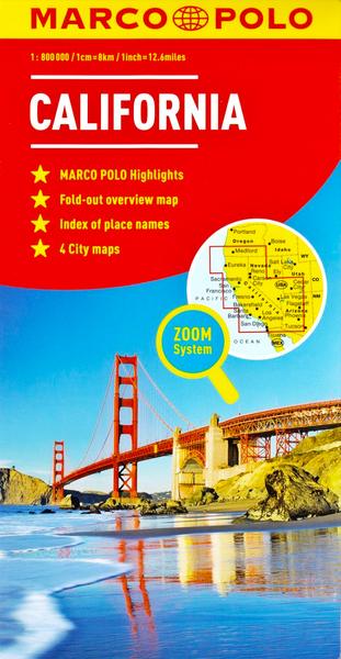 California Marco Polo Map