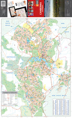 Canberra & Region Hema Map