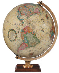 Carlyle Illuminated Replogle Globe (INC FREE SHIPPING)