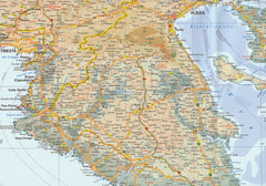 Croatia ITMB Map