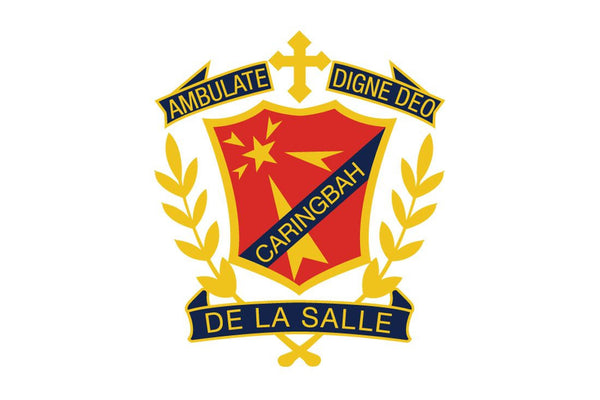 De La Salle Catholic College Flag 1800 mm x 900 mm