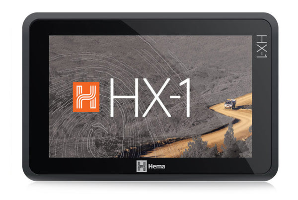 Hema HX-1 On & Off-Road GPS Navigator