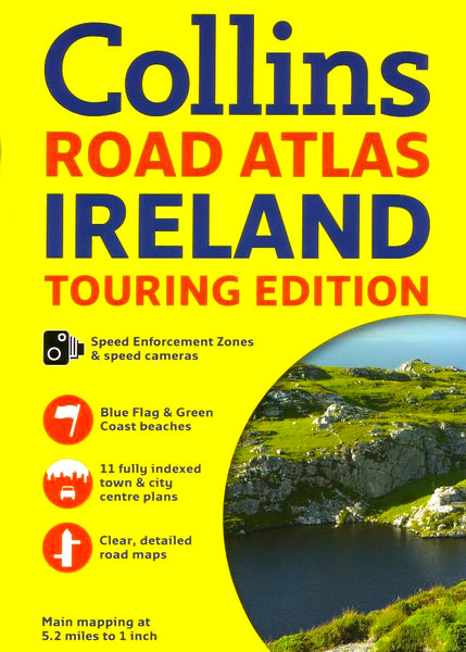 Ireland Road Atlas Collins