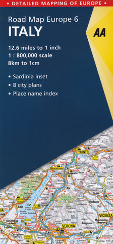 Italy Marco Polo Buy Maps of Italy Mapworld