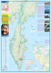 Kamchatka & Eastern Siberia ITMB Map