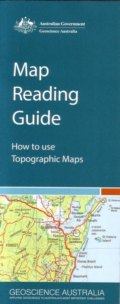 Map Reading Guide - Geoscience