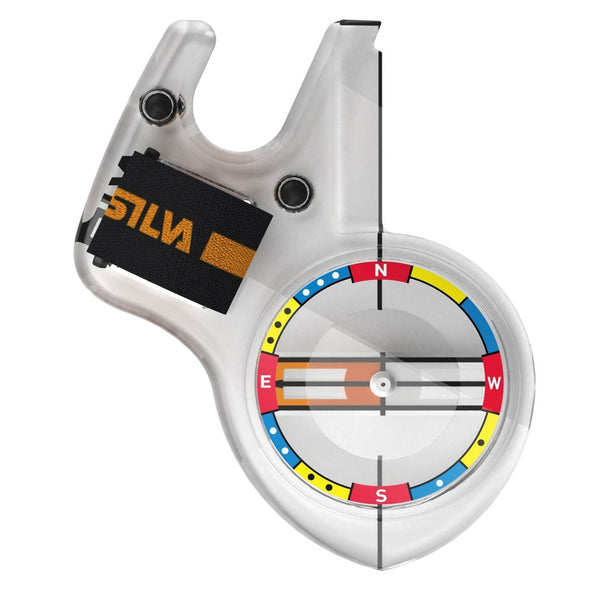 Race S Jet Thumb Compass by SILVA (Left Hand)