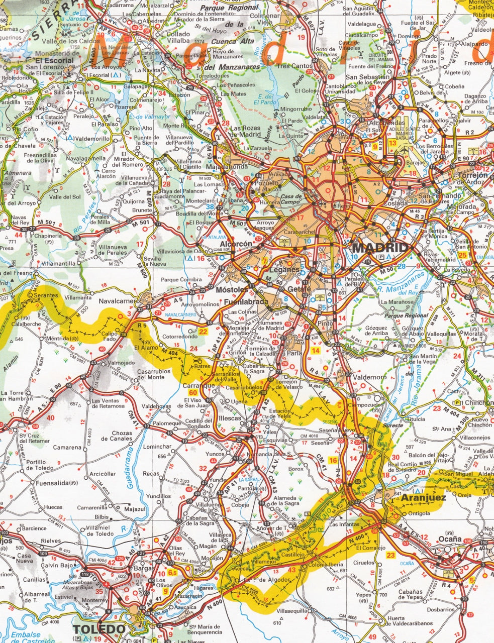 Central Northern Spain Map Buy Map Of Northern Spain Mapworld