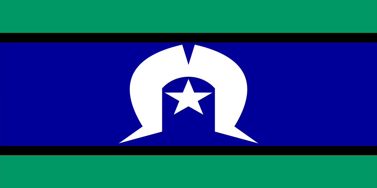 Aboringinal And Torres Strait Islander Flag
