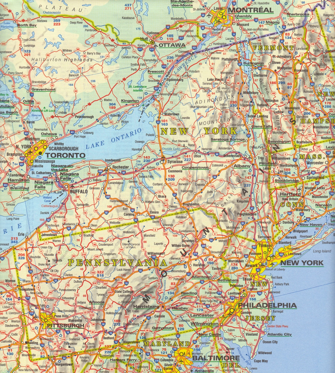 United States Michelin Buy Map Of United States Mapworld