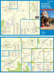 Southern Highlands Towns & Villages Craigies Map