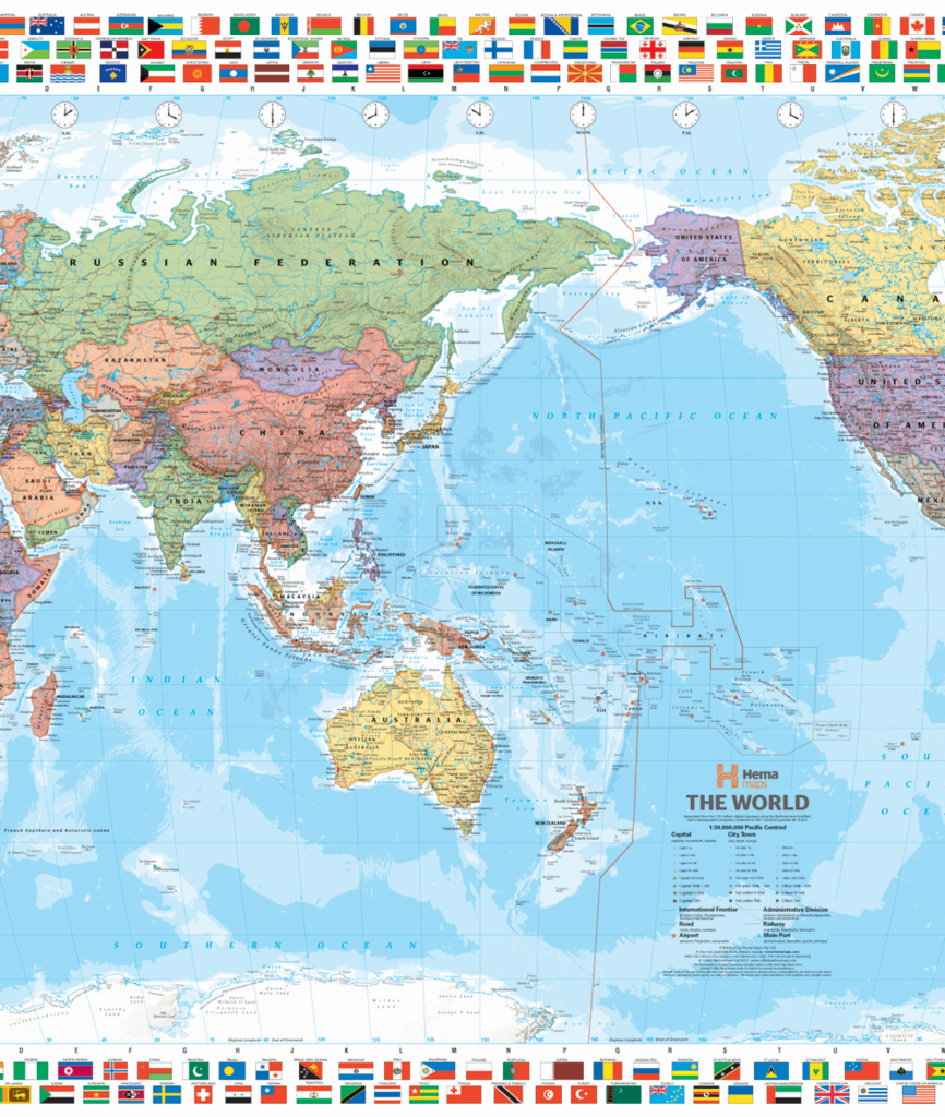 Map Of World Flags.World Flags Hema Buy World And Flags Map Mapworld