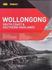 Wollongong South Coast & Southern Highlands Street Directory UBD