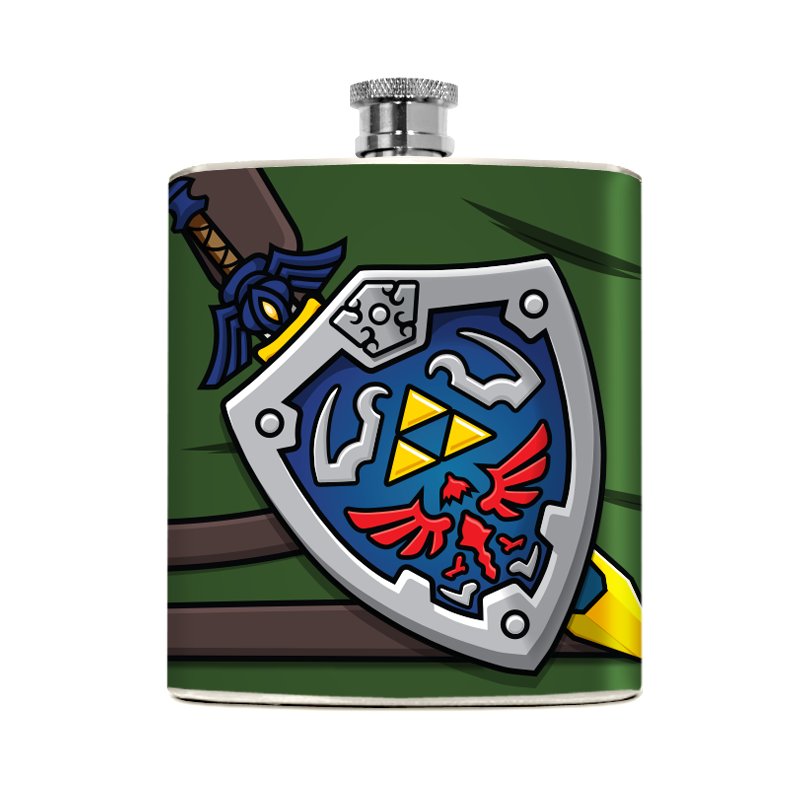 Hero of Time Flask