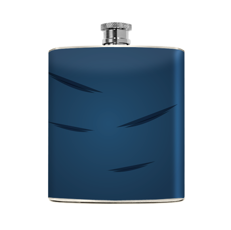 Casual Cowboy Flask