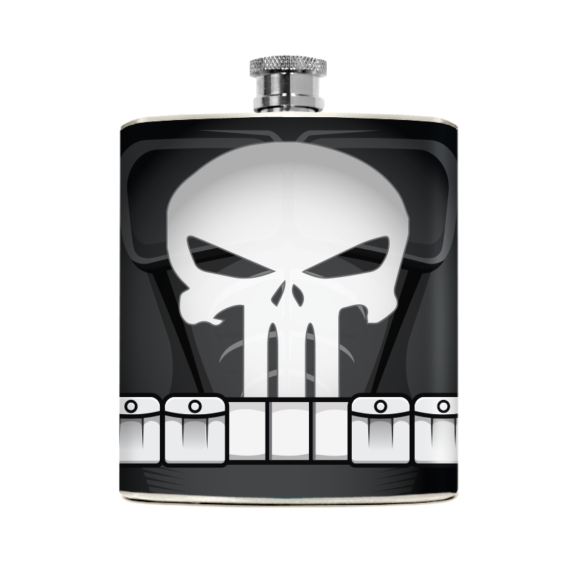 Death Wish Flask