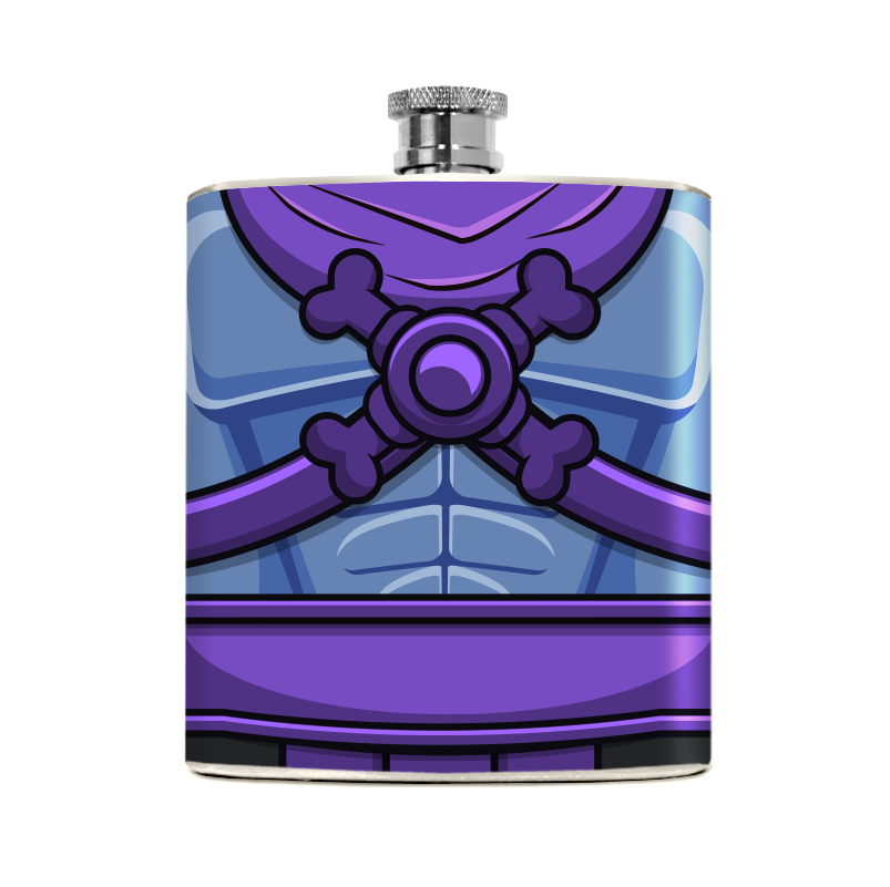 Skeletor Flask