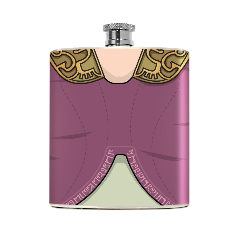 Princess of Time Flask