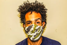 Load image into Gallery viewer, Camouflage CO-VIRup fashion masks