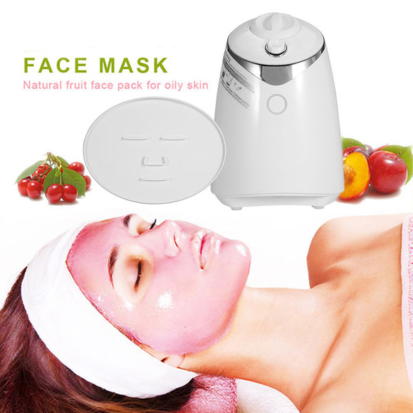 Organic Facial Care Mask Maker for DIY Fruit Vegetable Masks