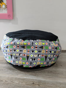 Sushi Marshmallow Pet Bed